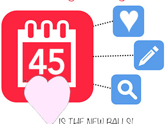 45 Day Challange: Heart is the New Balls of Business